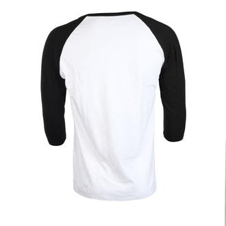 Herren T-shirt mit 3/4 Ärmeln Nirvana, ROCK OFF, Nirvana