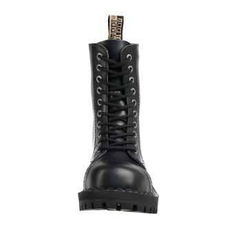 Winter Shuhe Boots STEEL - 10-Loch- schwarz, STEEL