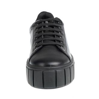 Damen Schuhe Boots ALTERCORE - 6-Loch Boots - Kirh Schwarz, ALTERCORE