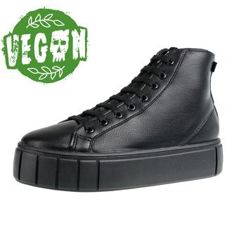 Damen Schuhe Boots ALTERCORE - 8-Loch Boots - Felto Schwarz, ALTERCORE