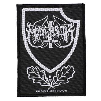 Patch Aufnäher Marduk - Panzer Crest - RAZAMATAZ, RAZAMATAZ, Marduk