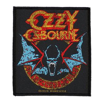 Patch Aufnäher Ozzy Osbourne - Bat - RAZAMATAZ, RAZAMATAZ, Ozzy Osbourne