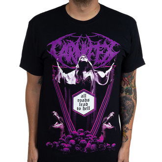 Herren T-Shirt Carnifex - Arms Of Hell - Schwarz - INDIEMERCH, INDIEMERCH, Carnifex