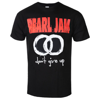 Herren T-Shirt Pearl Jam - Don't Give Up - ROCK OFF, ROCK OFF, Pearl Jam
