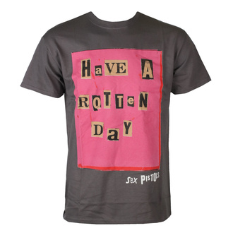 Herren T-Shirt Sex Pistols - Rotten Day - ROCK OFF, ROCK OFF, Sex Pistols