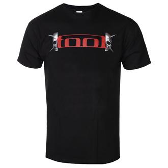 Herren T-Shirt Tool - Skull Spikes - ROCK OFF, ROCK OFF, Tool