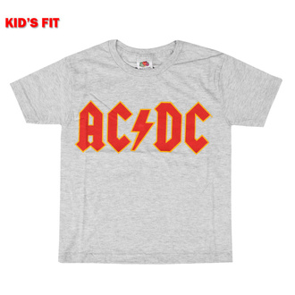 Kinder T-shirt AC / DC - Logo - ROCK OFF - ACDCTS02BH