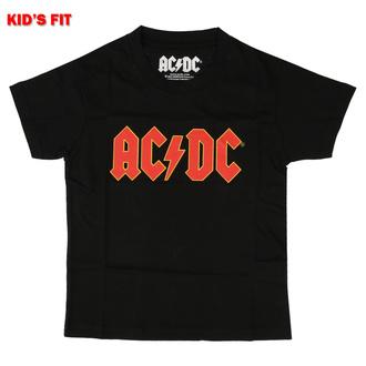 Kinder T-shirt AC / DC - Logo - ROCK OFF, ROCK OFF, AC-DC