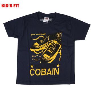 Kinder T-shirt Kurt Cobain - Laces - ROCK OFF, ROCK OFF, Nirvana