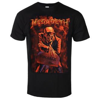 Herren T-shirt Megadeth - Peace Sells - ROCK OFF, ROCK OFF, Megadeth