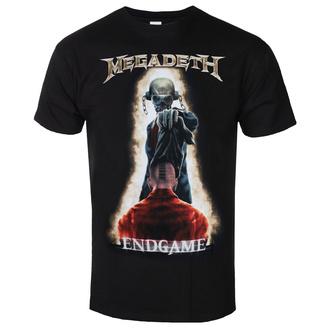 Herren T-shirt Megadeth - Removing, ROCK OFF, Megadeth