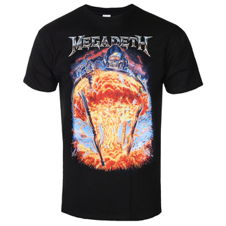 Herren T-shirt Megadeth - Countdown To Extinction - ROCK OFF, ROCK OFF, Megadeth