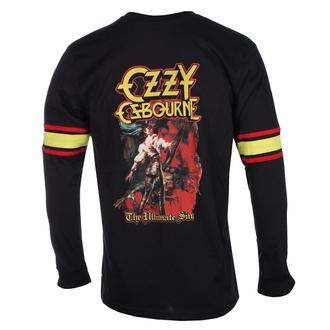Herren Longsleeve 686 - Ozzy Osbourne - Schwarz, 686, Ozzy Osbourne