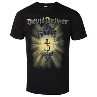 Herren T-Shirt Devildriver - Lantern - Schwarz, NNM, Devildriver