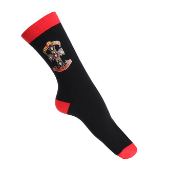 Socken Guns N' Roses - Appetite Cross - ROCK OFF, ROCK OFF, Guns N' Roses