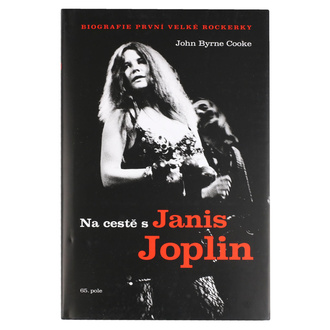 Buch On the road with Janis Joplin, NNM, Janis Joplin