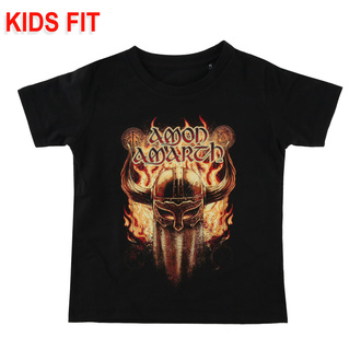 T-shirt für Kinder Amon Amarth - (Helmet), Metal-Kids, Amon Amarth