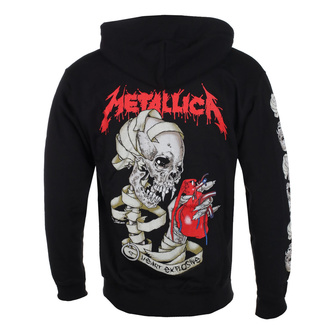 Herrenhoodie Metallica, ROCK OFF, Metallica
