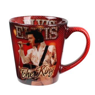 Becher Elvis - The King, NNM, Elvis Presley