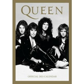 2021 Kalender - QUEEN, NNM, Queen