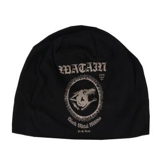 Beanie - Watain - Schwarz Metall Miliz - RAZAMATAZ, RAZAMATAZ, Watain