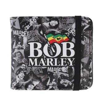 Brieftasche BOB MARLEY - COLLAGE, NNM, Bob Marley