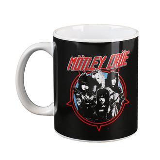 Tasse Mötley Crüe - Heavy Metal Power, NNM, Mötley Crüe