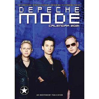 Kalender 2021 - DEPECHE MODE, NNM, Depeche Mode