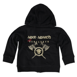 Kapuzenpullover für Kinder Amon Amarth - Little Berserker, Metal-Kids, Amon Amarth