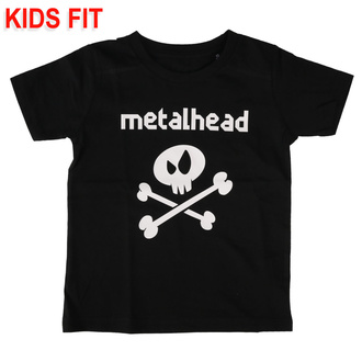 Kinder T-shirt Metalhead, Metal-Kids