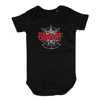 Babybody Slipknot - Star Symbol, Metal-Kids, Slipknot