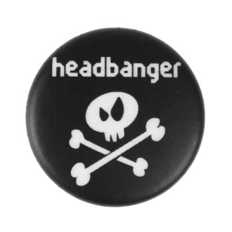 Button kleiner Headbanger, Metal-Kids