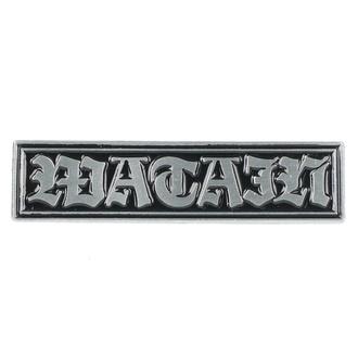 Pin Watain - Logo, RAZAMATAZ, Watain