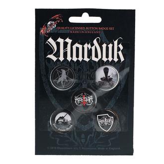 Buttons Marduk - Panzer Division, RAZAMATAZ, Marduk