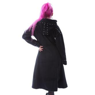 Damen Mantel POIZEN INDUSTRIES - STORY - SCHWARZ, POIZEN INDUSTRIES