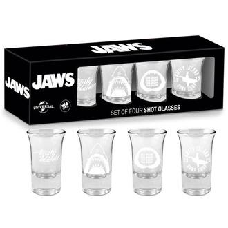 Schnapsgläser (Set) Jaws, NNM, Der weiße Hai