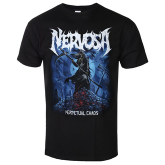 Herren T-Shirt NERVOSA - Perpetual Chaos - NAPALM RECORDS, NAPALM RECORDS, Nervosa