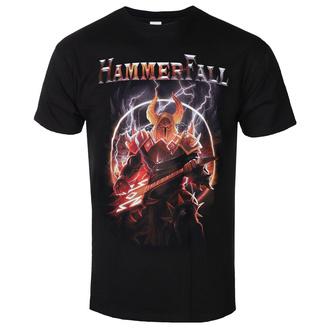 Herren T-Shirt HAMMERFALL - Live! Against The World - NAPALM RECORDS, NAPALM RECORDS, Hammerfall