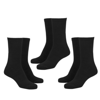 Socken (3 Paare) URBAN CLASSICS - 3er-Pack, URBAN CLASSICS