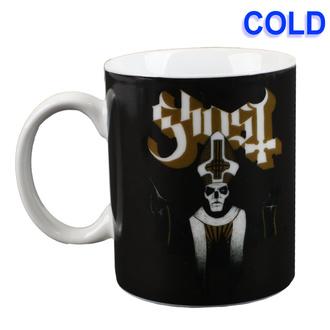 Tasse mit Thermoeffekt GHOST, NNM, Ghost