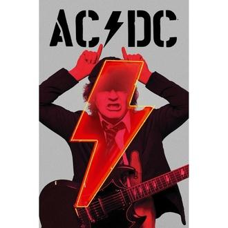 Flagge AC / DC - POWER UP - Angus - RAZAMATAZ, RAZAMATAZ, AC-DC