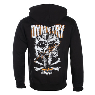 Herren Hoodie METALSHOP x DYMYTRY, METALSHOP, Dymytry