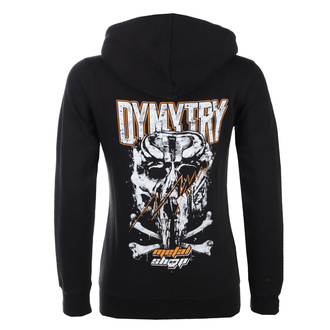 Damen Hoodie METALSHOP x DYMYTRY, METALSHOP, Dymytry