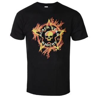 Herren T-Shirt BLACK STAR RIDERS - FLAMING SKULL - SCHWARZ - GOT TO HAVE IT, GOT TO HAVE IT, Black Star Riders