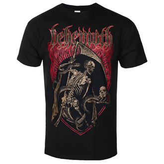 Herren T-shirt Behemoth - Death Entity - Schwarz, KINGS ROAD, Behemoth