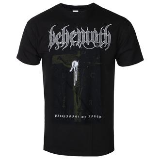 Herren T-shirt Behemoth - Pilgrimage On Earth - Schwarz, KINGS ROAD, Behemoth