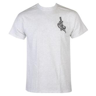 Herren T-shirt Northlane - Bad Blood - Asche Grau, KINGS ROAD, Northlane