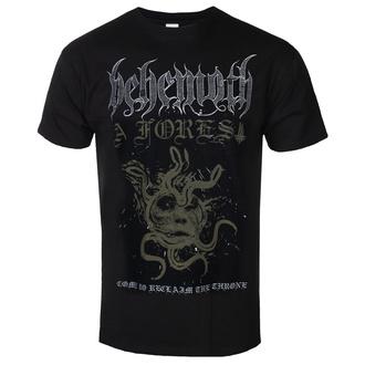 Herren T-shirt Behemoth - A Forest - Schwarz, KINGS ROAD, Behemoth