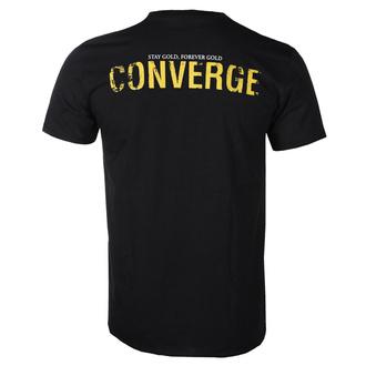 Herren T-shirt Converge - Fajar Allada - Schwarz, KINGS ROAD, Converge