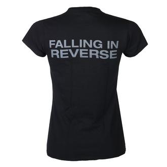Damen T-shirt Falling In Reverse - Losing My Life Fitted, KINGS ROAD, Falling In Reverse